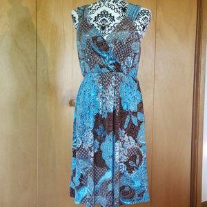 New Directions Sleveless dress Large